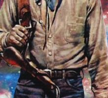 The man from Carson city Sticker
