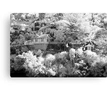 Gorge Cottage Canvas Print