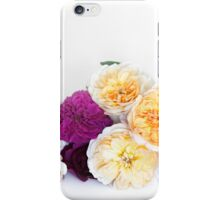 English rose iPhone Case/Skin