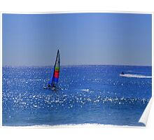 Sailing fun in the sun #2  Poster