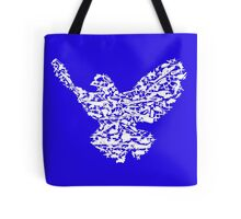 Freedom Pidgeon / Bird - Weapons illustration Tote Bag