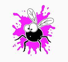 Fly Splat - Pink Unisex T-Shirt