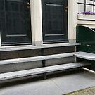 Stoop bench prototype by Marjolein Katsma