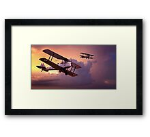 Mission Successful Framed Print