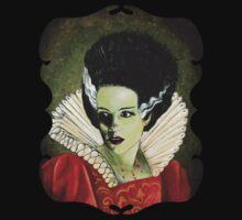 Renaissance Bride of Frankenstein Kids Clothes