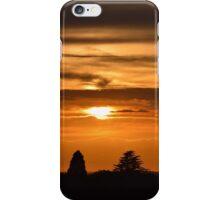 Savanna Sunset over Watford iPhone Case/Skin