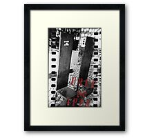 free the apes Framed Print
