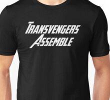 Transvengers Assemble Unisex T-Shirt