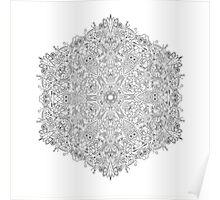 Mo-Deco Kaleidoscope image Poster