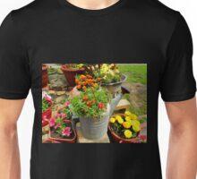 My Favorite Flower Pots Unisex T-Shirt