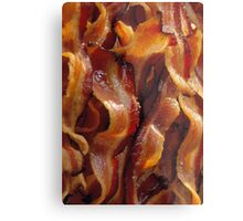 Bacon?... Everyone loves bacon!!! Metal Print