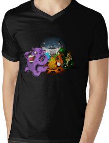 Deep Sea Ghost Stories Mens V-Neck T-Shirt