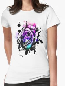 Painted Rose Tee Graphic T-Shirt