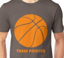 Three Pointer Unisex T-Shirt