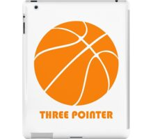 Three Pointer iPad Case/Skin