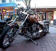 Custom Motorcycle by Mark Kopczewski