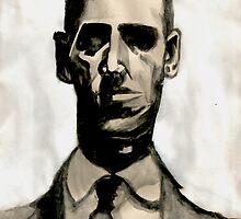 HP Lovecraft by BELIAL-LCF