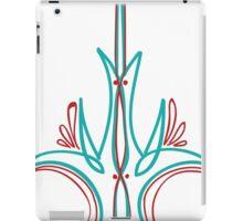 Pinstripe 3 iPad Case/Skin