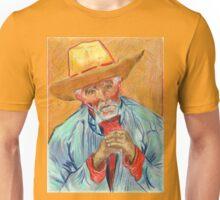 Study of Old Pesant  Unisex T-Shirt