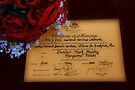 The Wedding certificate by KeepsakesPhotography Michael Rowley