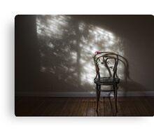 The Empty Chair Canvas Print