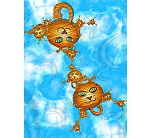 Inner Child - Little Tigers in the Sky Photographic Print