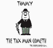 The tax man cometh by thatdavieguy