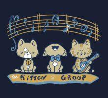 Cute singing kittens One Piece - Long Sleeve