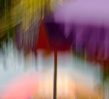 Cafe umbrellas #01 by LouD