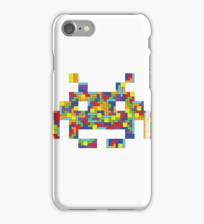 Old School Arcade Time iPhone Case/Skin