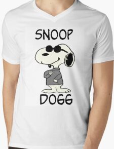 Snoop Dogg  Mens V-Neck T-Shirt