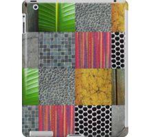 Texture Blocks iPad Case/Skin