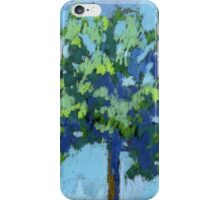 Young maple tree. iPhone Case/Skin