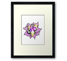 The Gems - Steven Universe Framed Print