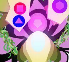 The Gems - Steven Universe Sticker