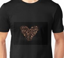 A ♥ Full  Of Beans  Unisex T-Shirt