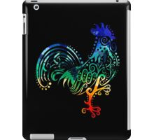 Inked Rooster iPad Case/Skin