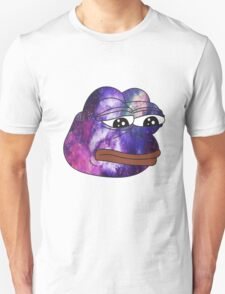 rare pepe galaxy T-Shirt