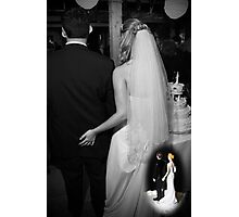 This Years Cake Topper Theme Photographic Print