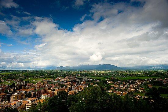 View From Palazzo Borghese by rorycobbe