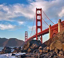 San Fransisco Icon by Ann J. Sagel