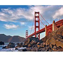 San Fransisco Icon Photographic Print