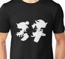 Sonic & Shadow Unisex T-Shirt