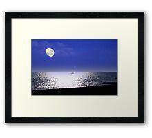 Sail Away © Framed Print
