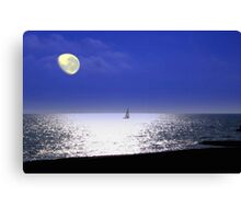 Sail Away © Canvas Print