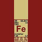 Iron Man by Paul Simms