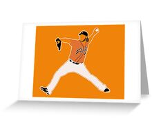 Bumgarner 2 Greeting Card