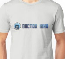 Doctor Who - Logo #5 Unisex T-Shirt