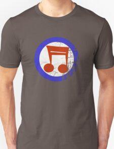 Music Mod Distressed Unisex T-Shirt
