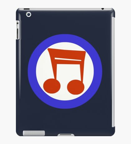 Music Mod Distressed iPad Case/Skin